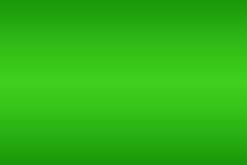 Empty blurred Green White Abstract Background Design, Gradient with green color, Vector