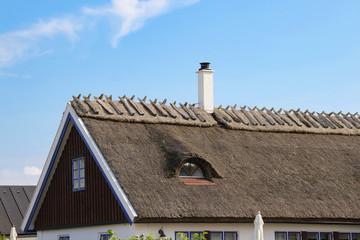 Reetdach, Strohdach, Schweden, Symbol