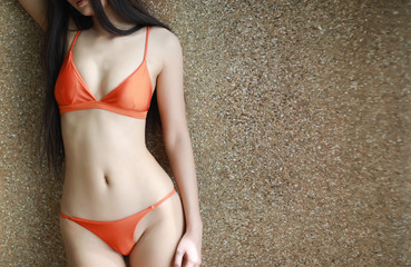 bikini frau postings