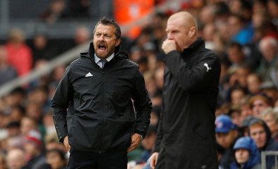 Premier League - Fulham v Burnley