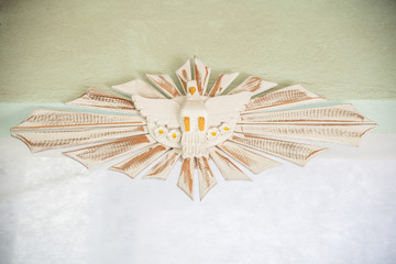 Dove holy spirit decoration - Baptism