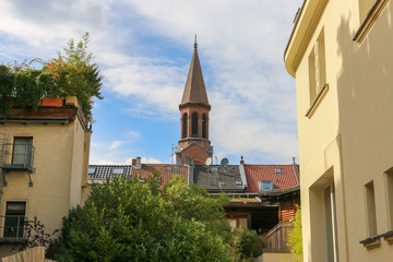 Friedenskirche in Köln Ehrenfeld