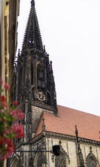 Lambertikirche, Münster (Germany)