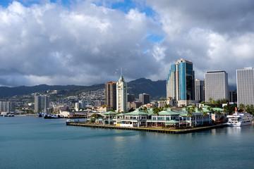 Honolulu Cruise Port - Aloha Tower