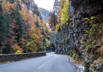 Französische Alpen - Vercor - Gorges de la Bourne bei Villard de Lans