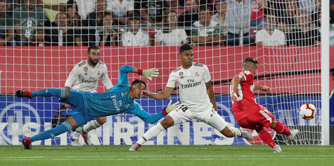 La Liga Santander - Girona v Real Madrid