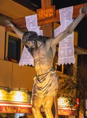 Cristo de la Expiración en Torrelodones