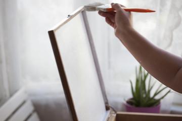 General home repairs and refurbishments, wood painting