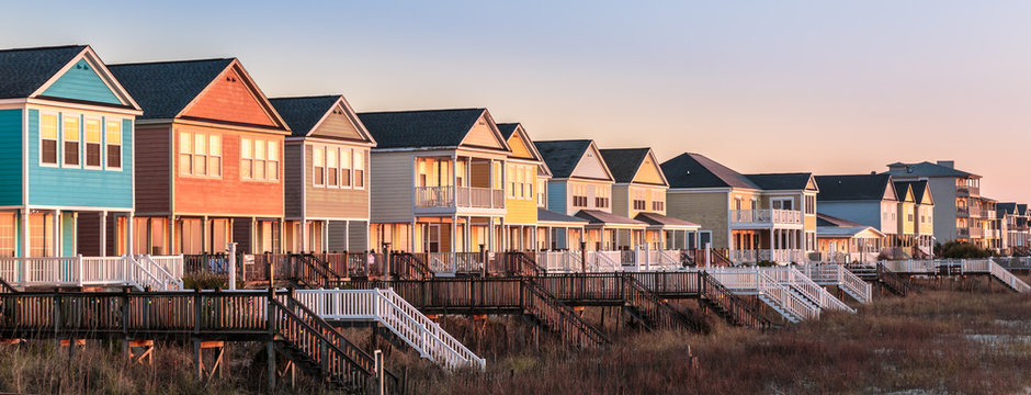 Beach Houses of Myrtle Beach