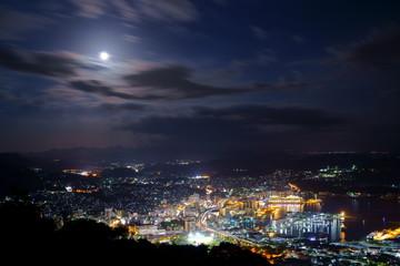[長崎県]佐世保市夜景