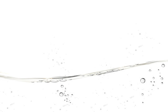 Water transparent surface