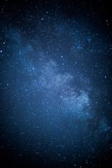 Cielo estrellado noche