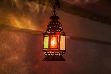 designer lamp. room lighting