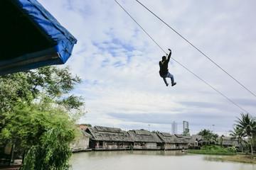Adventure in pattaya