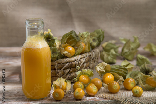 physalis vitaminer
