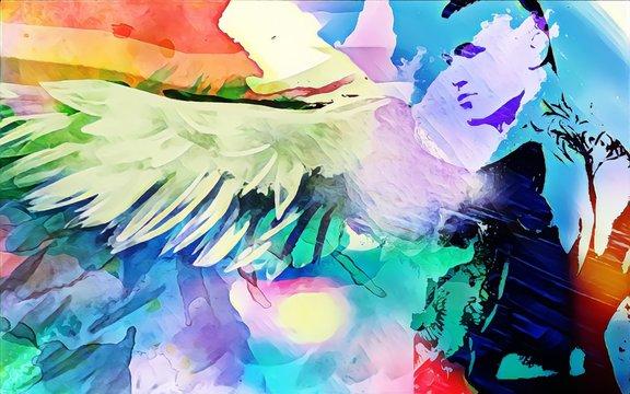 Arcangelo Michele 2017, un arcangelo, san Michele