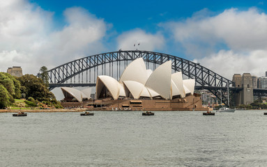 Door stickers Sydney Sydney Opera House, Australia