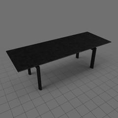 Simplistic desk