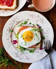 eggs cooking meal plate food chicken breakfast brunch