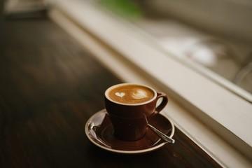 coffee mug cup chocolate hot drink cafe breakfast leaf