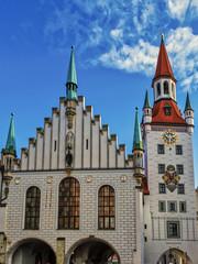 München Altes Rathaus Turm