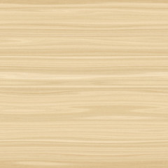 Light wood texture background with horizontal grain