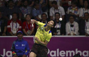 Badminton - 2018 Asian Games - Men's Singles