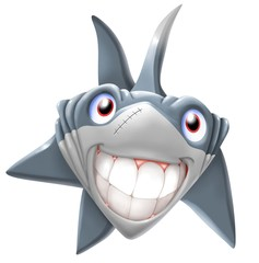 squalo sorridente