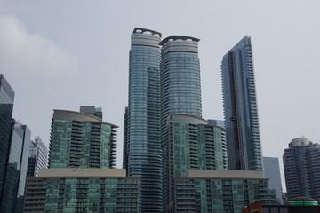 Skyscraper of Toronto, Canada