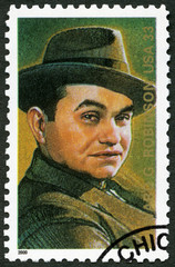 USA - 2000: shows Edward G. Robinson Emanuel Goldenberg (1893-1973), American actor