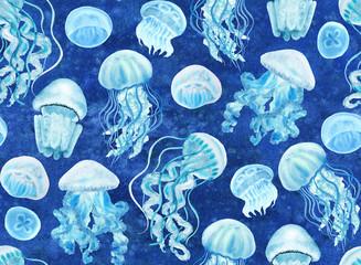 Jellyfish seamless