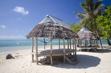 Samoan beach fale