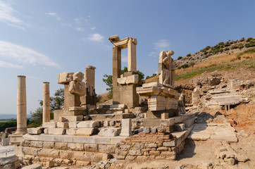 Ephesus(Efes) Archeological Site Turkey.