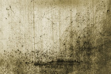 Grunge scratched metallic texture background.