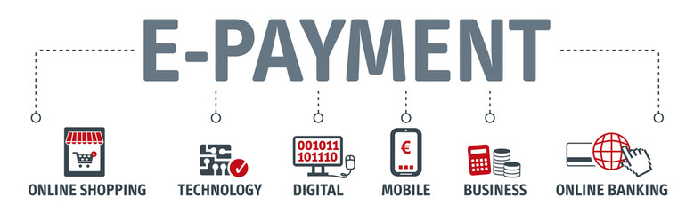 Mobile payment, internet banking and business