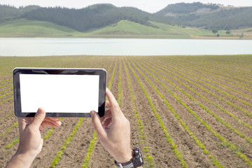 agriculture digital analysis farming