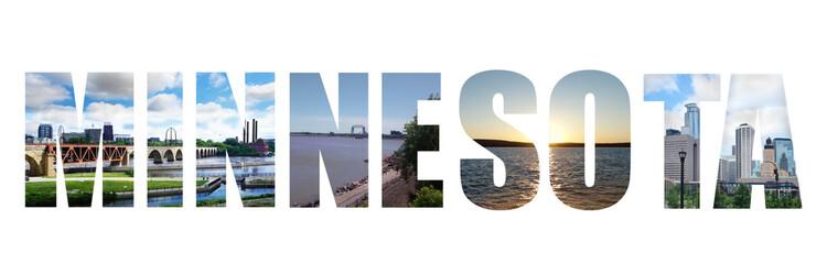 Collage of Minnesota