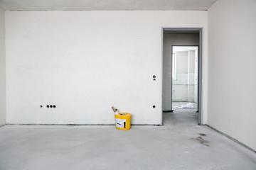 Innnenausbau einer Wohnung