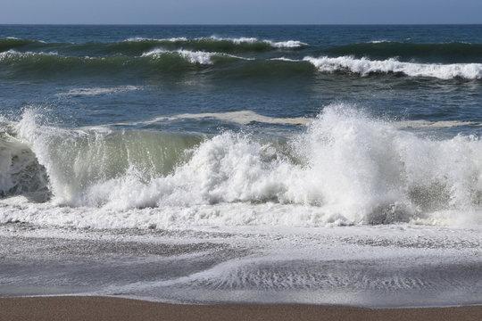 Coastal views of the California coast