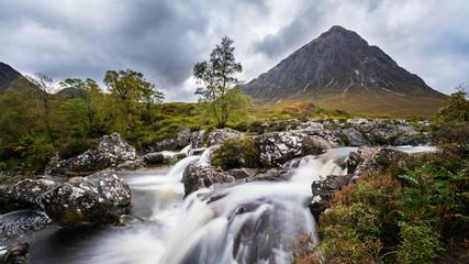 Szkocja - wodospad