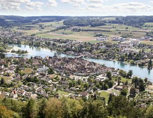 Stein am Rhein, Kanton Schaffhausen, Schweiz