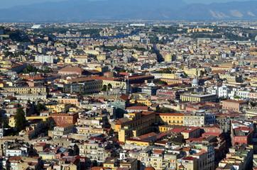 Blick auf Neapel