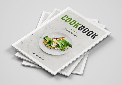 Cookbook Layout