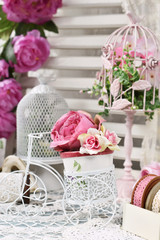 shabby chic style decorations