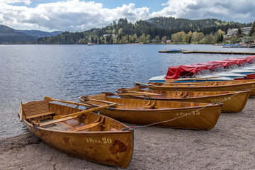 Titisee Lake, Germany