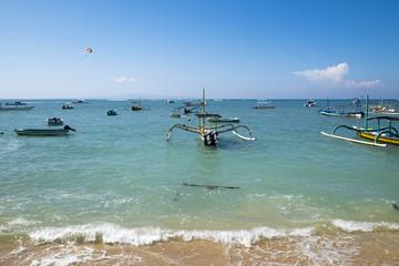 バリ島 サヌールビーチ