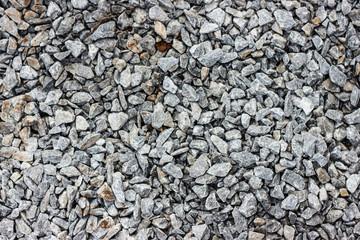 background of gravel