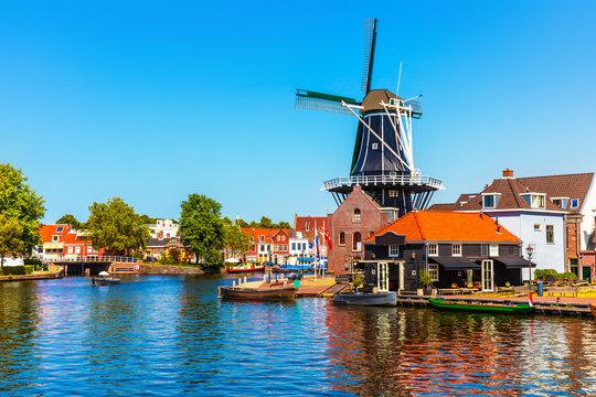 Old Town of Haarlem, Netherlands