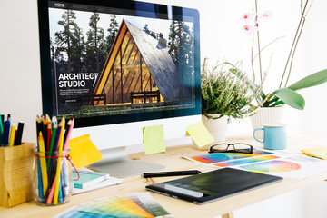architecture website studio
