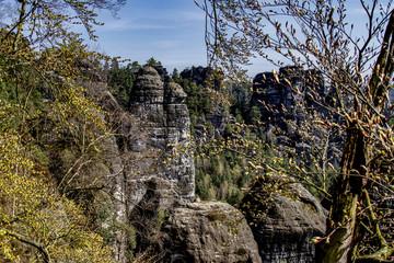 Elbsandsteingebirge-Lohmen